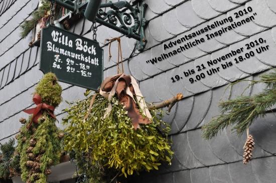 Blumenwerkstatt Villa Böck