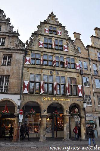 Cafe am Prinzipalmarkt