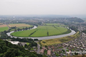 Stirling und River Forth