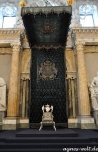 Königliches Schloß in Stockholm