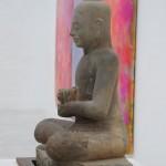 Buddha  (mit Matratzen)