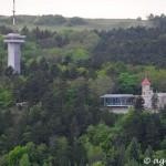 Blick vom JenTower auf den Landgrafen