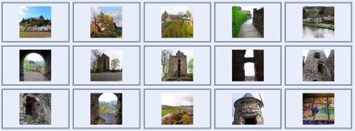 Ruine Saarburg auf meiner Website