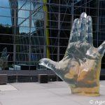 "Skulptur ""Körper und Seele"""