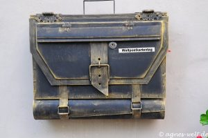 Der Briefträger kommt!!!